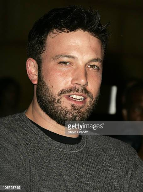 Ben Affleck during LivePlanet and Miramax Announce the Winners of the Third Project Greenlight Contest Presented by HP at The Highlands in Hollywood...
