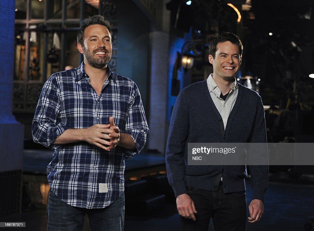 "NBC's ""Saturday Night Live"" With Ben Affleck and Kanye West"