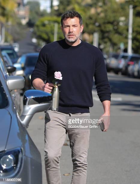 Ben Affleck is seen on December 15, 2019 in Los Angeles, California.
