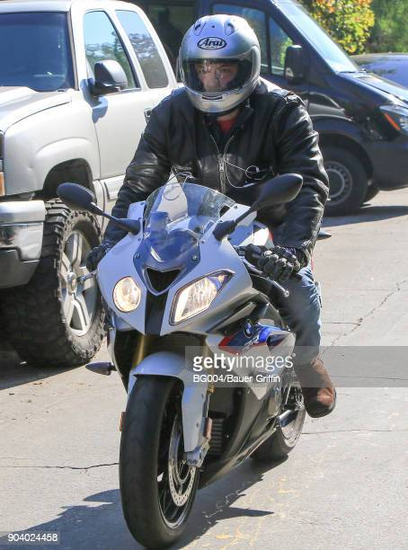 Ben Affleck is seen on January 11 2018 in Los Angeles California