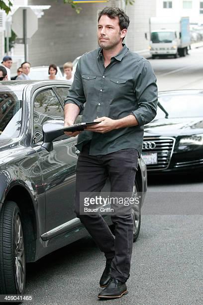 Ben Affleck is seen on July 21 2013 in Los Angeles California