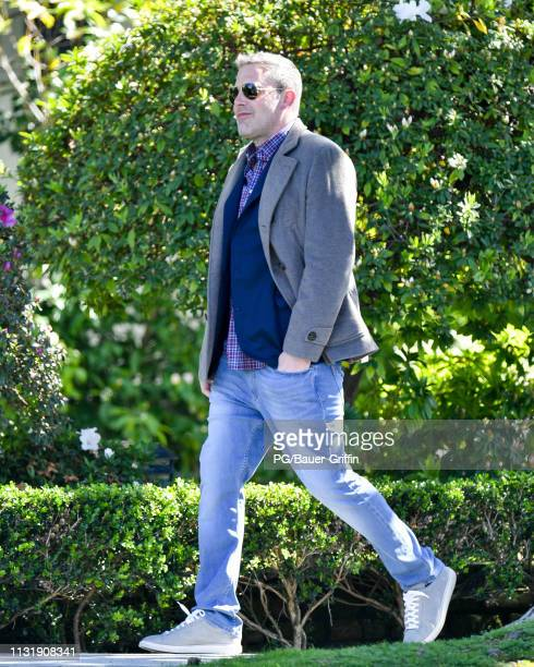 Ben Affleck is seen on March 21 2019 in Los Angeles California