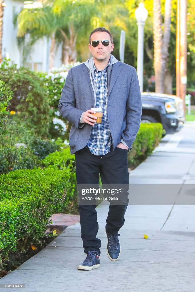 CA: Celebrity Sightings In Los Angeles - March 22, 2019