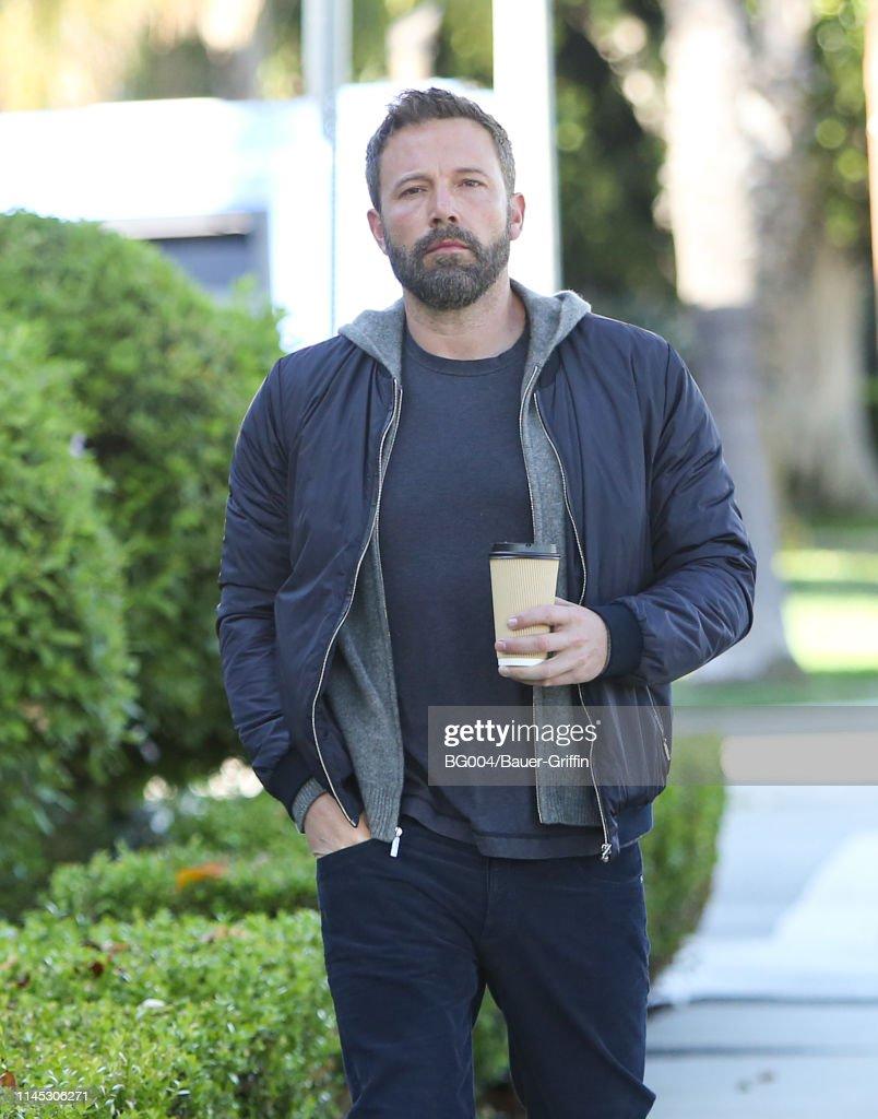 CA: Celebrity Sightings In Los Angeles - May 20, 2019