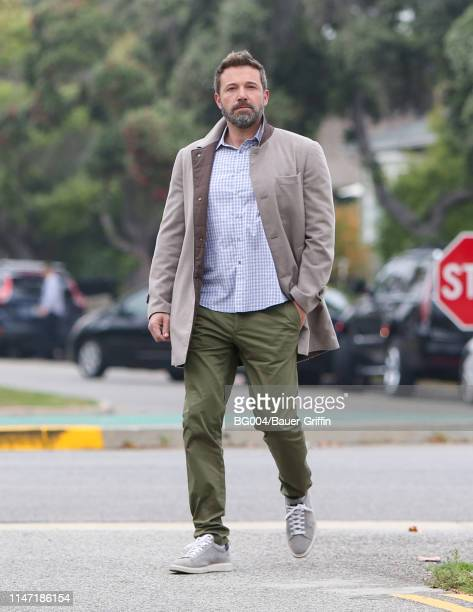 Ben Affleck is seen on May 31, 2019 in Los Angeles, California.