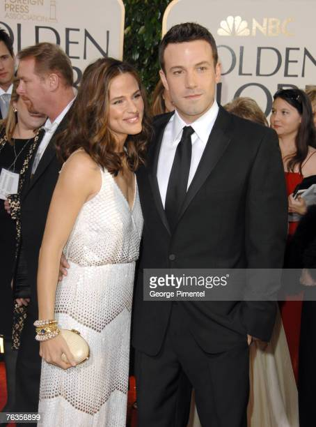 Ben Affleck nominee Best Performance by an Actor in a Supporting Role in a Motion Picture for 'Hollywoodland' and Jennifer Garner