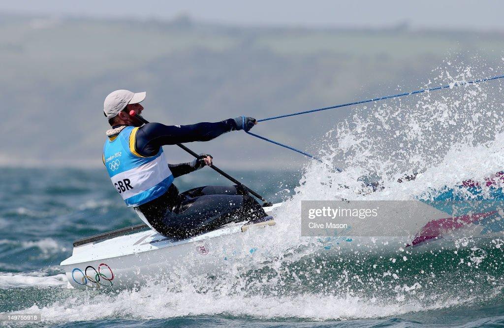 Olympics Day 7 - Sailing