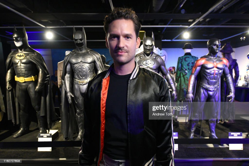 The Batman Experience Powered By AT&T And Comic-Con Museum Character Hall Of Fame Induction : News Photo