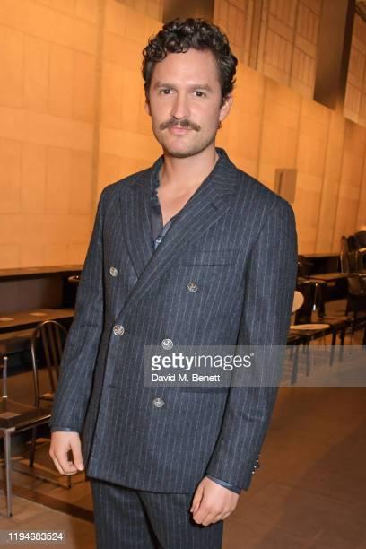 Ben Aldridge attends the Hermes Menswear Fall/Winter 20202021 show as part of Paris Fashion Week on January 19 2020 in Paris France