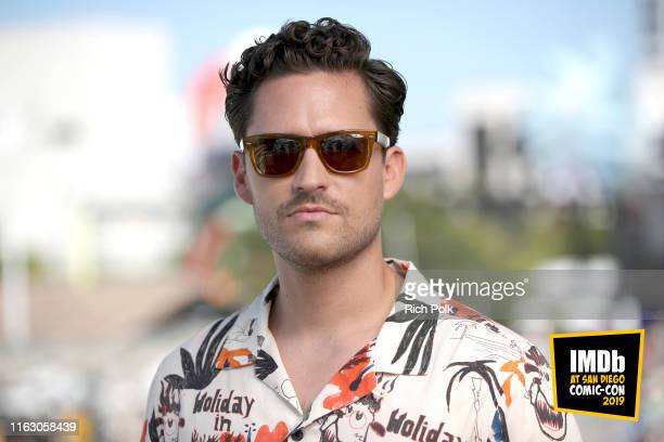 Ben Aldridge attends the #IMDboat at San Diego ComicCon 2019 Day Two at the IMDb Yacht on July 19 2019 in San Diego California