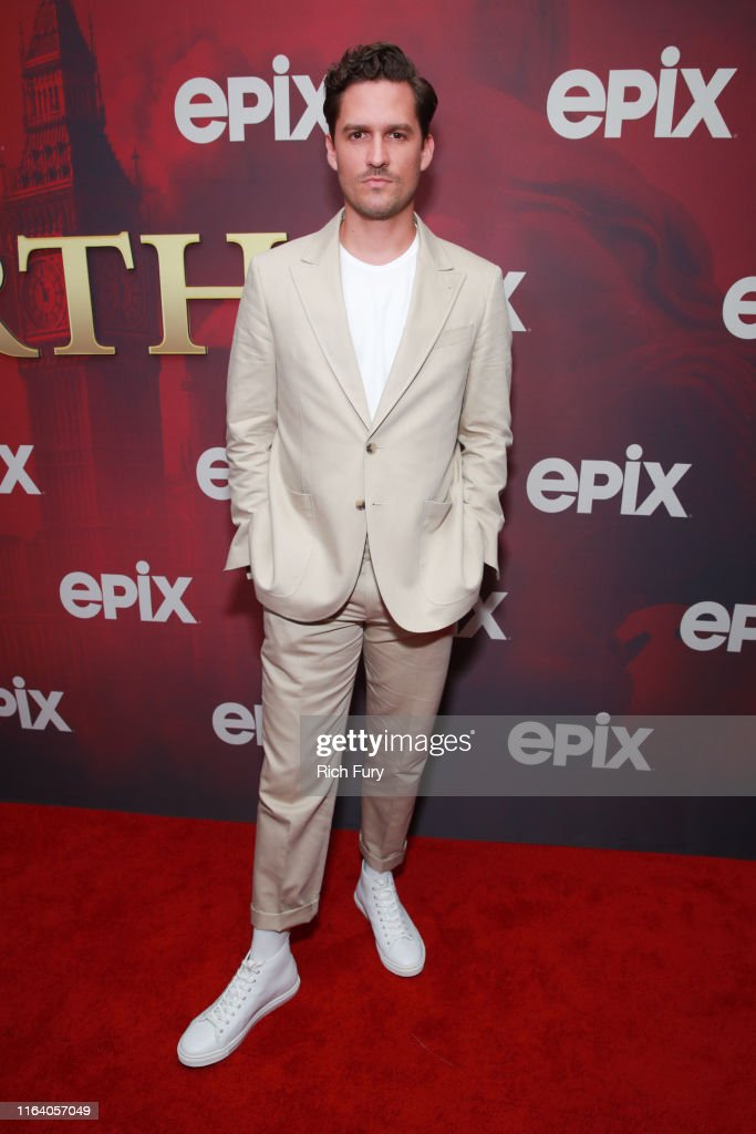 """LA Premiere Of Epix's """"Pennyworth"""" - Arrivals : News Photo"""