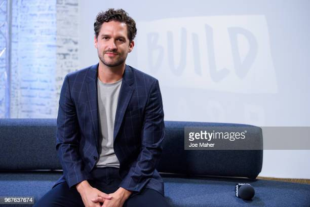 Ben Aldridge during the 'Our Girl' BUILD panel discussion on June 5 2018 in London England