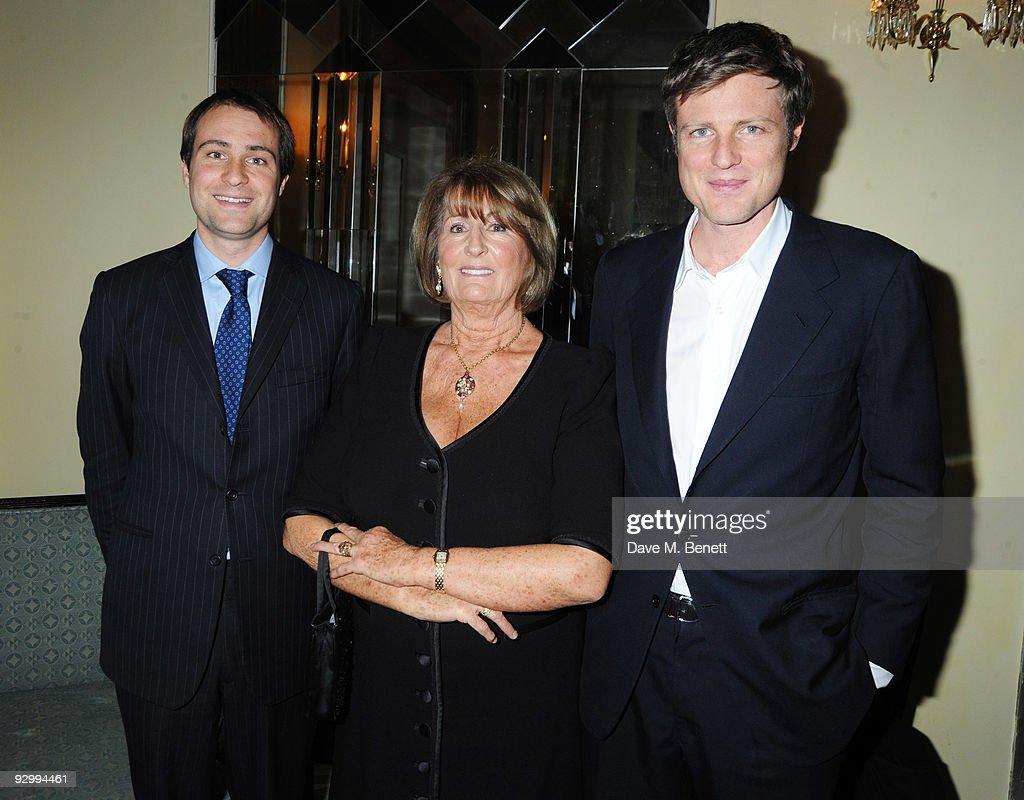 Lady Annabel Goldsmith Book Launch : News Photo