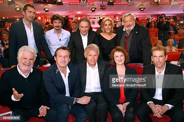 Ben, Arnaud Tsamere, Michel Drucker, Julia Duchaussoy, Jean-Claude Dreyfus, Roland Magdane, Jean-Luc Reichmann, Main Guest of the Show Patrick Poivre...