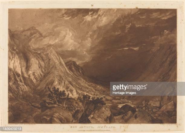 Ben Arthur, published 1819. Artist JMW Turner.