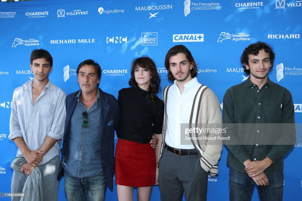 12th Angouleme French-Speaking Film Festival : Opening Ceremony : News Photo