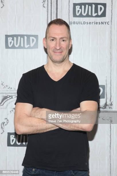 Ben Bailey attends Build Series to disucss Cash Cab at Build Studio on December 4 2017 in New York City