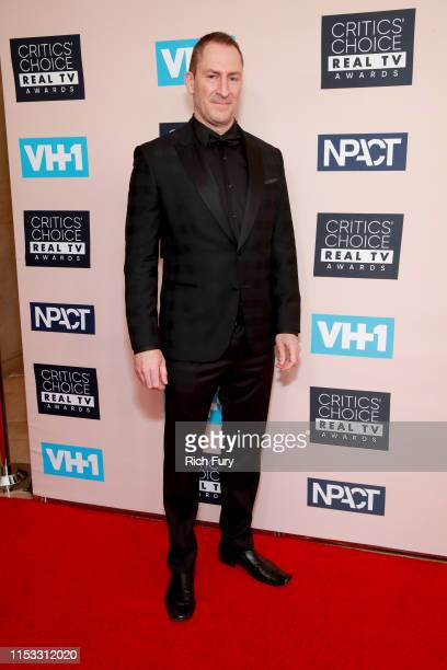 Ben Bailey attends the Critics' Choice Real TV Awards at The Beverly Hilton Hotel on June 02 2019 in Beverly Hills California