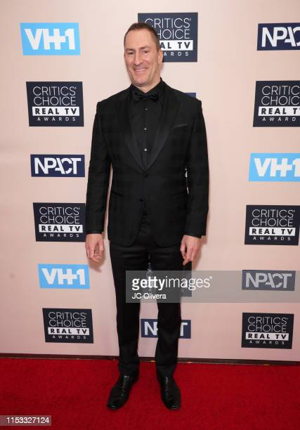 Ben Bailey attends the Critics' Choice Real TV Awards on June 02 2019 in Beverly Hills California