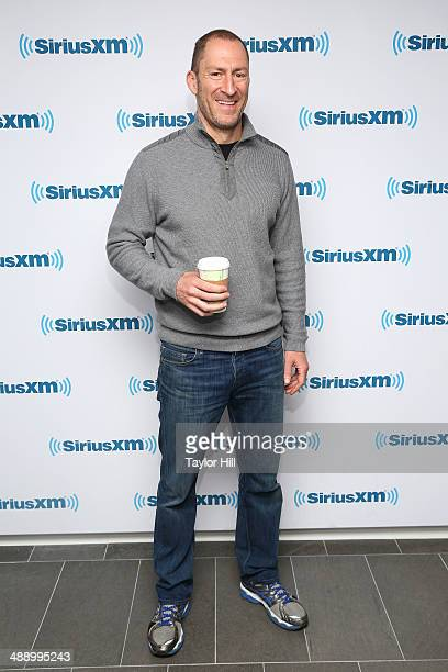 Ben Bailey of Cash Cab visits the SiriusXM Studios on May 9 2014 in New York City
