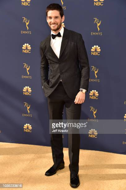 Ben Barnes attends the 70th Emmy Awards at Microsoft Theater on September 17 2018 in Los Angeles California