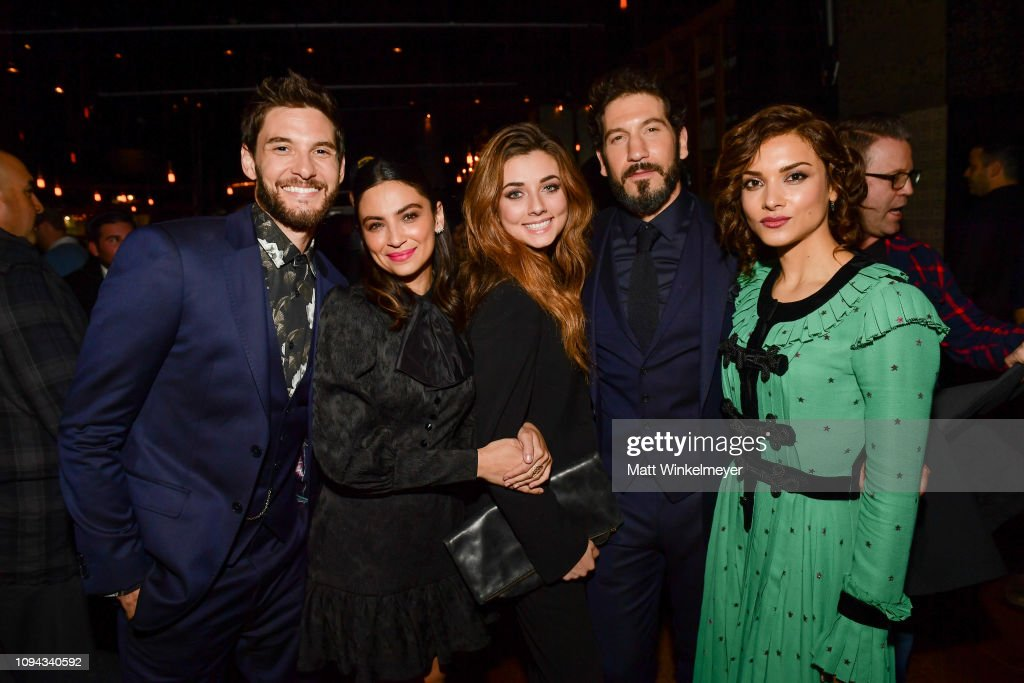 "Marvel's ""The Punisher"" Los Angeles Premiere - After Party : News Photo"