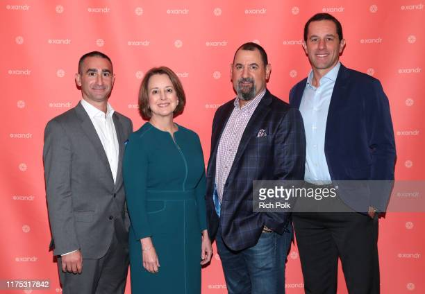 Ben Barokas Founder CEO at Sourcepoint Technologies Inc Lori Fink Chief Legal Officer Xandr Richy Glassberg CoFounder CEO at SafeGuard GDPR and Dave...