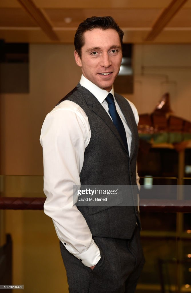 Ben Batt attends the press night after party for 'The York Realist' at The Hospital Club on February 13, 2018 in London, England.