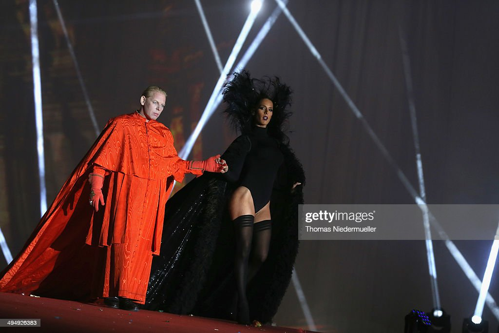 Life Ball 2014 - Show : News Photo