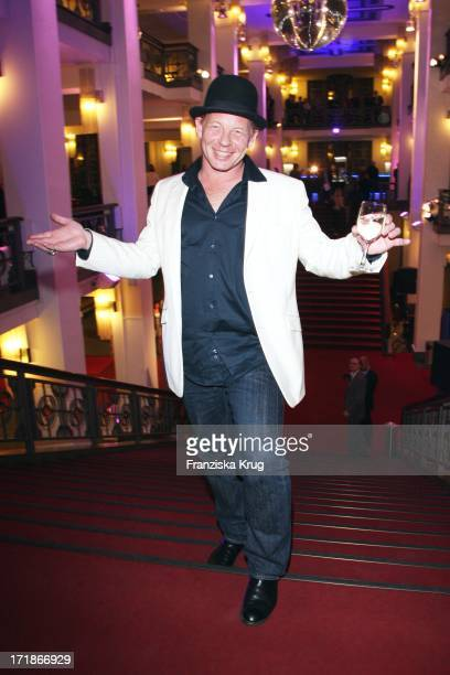 Ben Becker at the anniversary gala to 25 Years of New FriedrichstadtPalast In Berlin