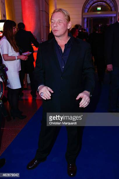 Ben Becker attends the Blue Hour Reception during the 65th Berlinale International Film Festival on February 6 2015 in Berlin Germany