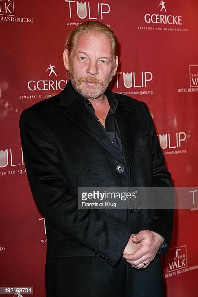 Ben Becker attends the TULIP Gala 2015 on October 10 2015 in Berlin Germany