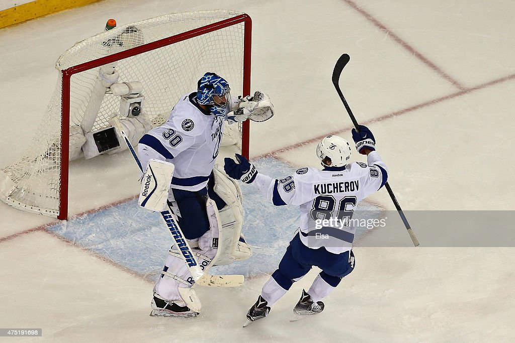 Tampa Bay Lightning v New York Rangers - Game Seven : ニュース写真