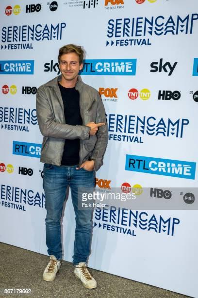 Ben Blaskovic at Hochschule fuer Fernsehen und Film on October 26 2017 in Munich Germany