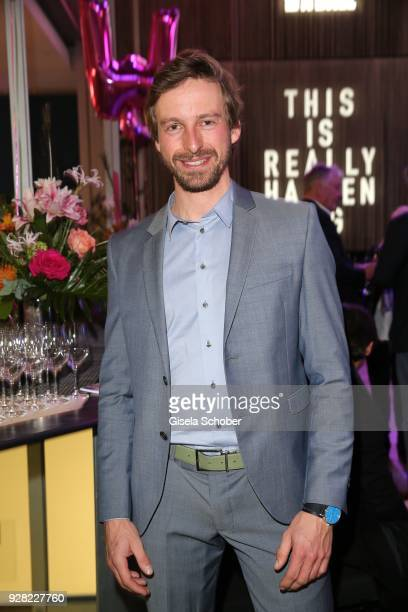 Ben Blaskovic during the Business Women's Society launch event at Lovelace Hotel on March 6 2018 in Munich Germany