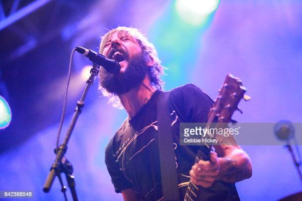 03 Ben Bridwell of Band of Horses performs at Electric Picnic Festival at Stradbally Hall Estate on September 3 2017 in Laois Ireland