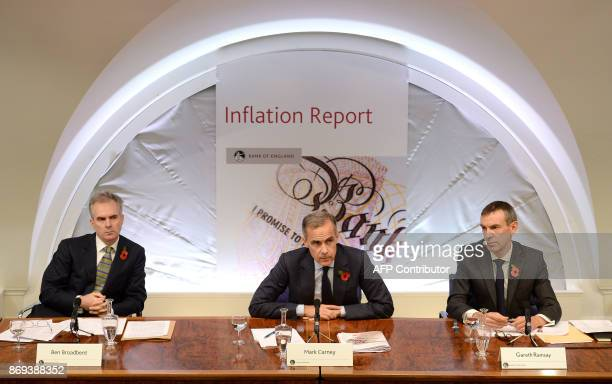 Ben Broadbent Deputy Governor for Monetary Policy at the Bank of England Governor of the Bank of England Mark Carney and executive director for...