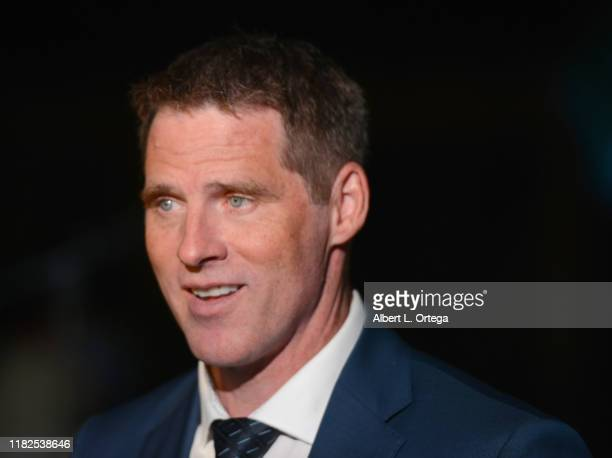 Ben Browder attends Farscape - The Uncharted Territories: A 20th Anniversary Celebration held at Jim Henson Studios on October 19, 2019 in Hollywood,...
