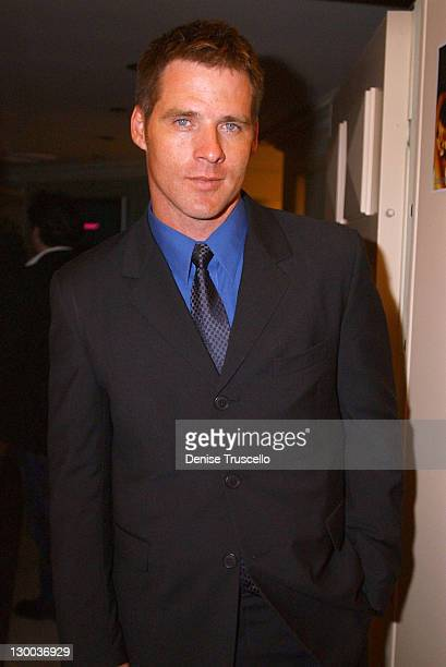 """Ben Browder during 2004 Cannes Film Festival - """"The Heart Is Deceitful Among All Things"""" - Party at 2 Rue Croisette in Cannes, France."""