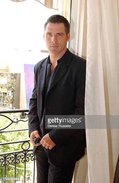 Ben Browder during 2004 Cannes Film Festival - WireImage Portrait Studio Day 1 at WireImage Studio in Cannes, France.