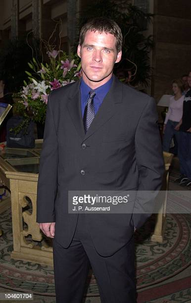 Ben Browder during 27th Saturn Awards at Park Hyatt Hotel in Century City, California, United States.