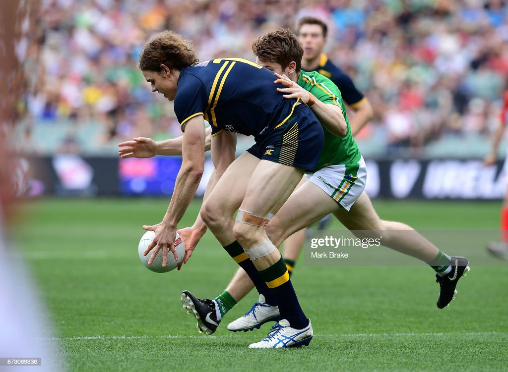 Australia v Ireland - International Rules Series: Game 1