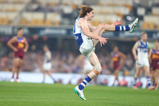 AUS: AFL Rd 18 - Brisbane v North Melbourne