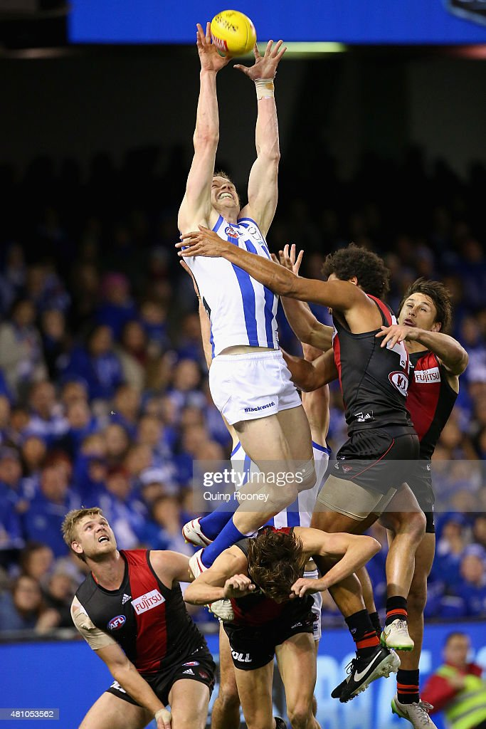 AFL Rd 16 - North Melbourne v Essendon