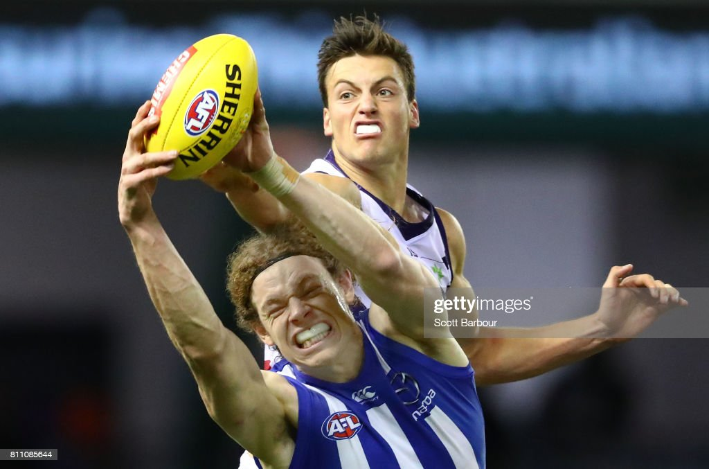 AFL Rd 16 - North Melbourne v Fremantle