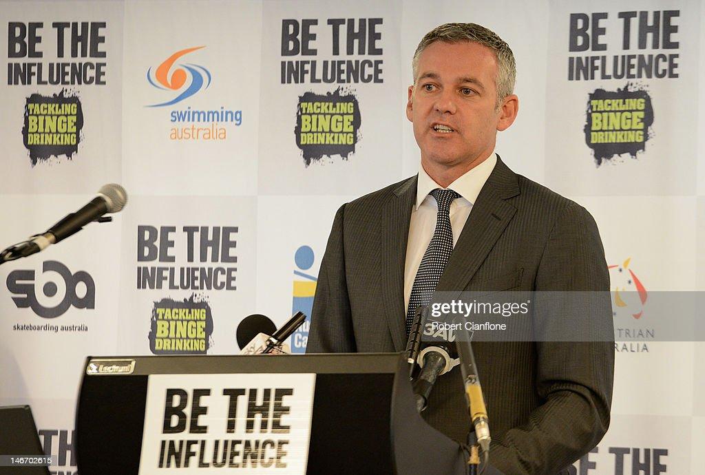 Australian Sport Tackles Binge Drinking