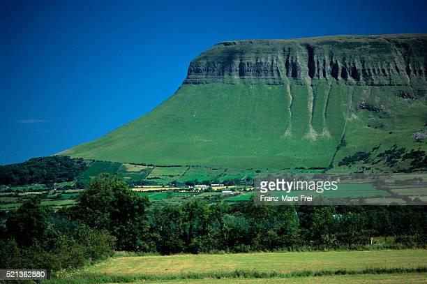 Ben Bulben Mountain