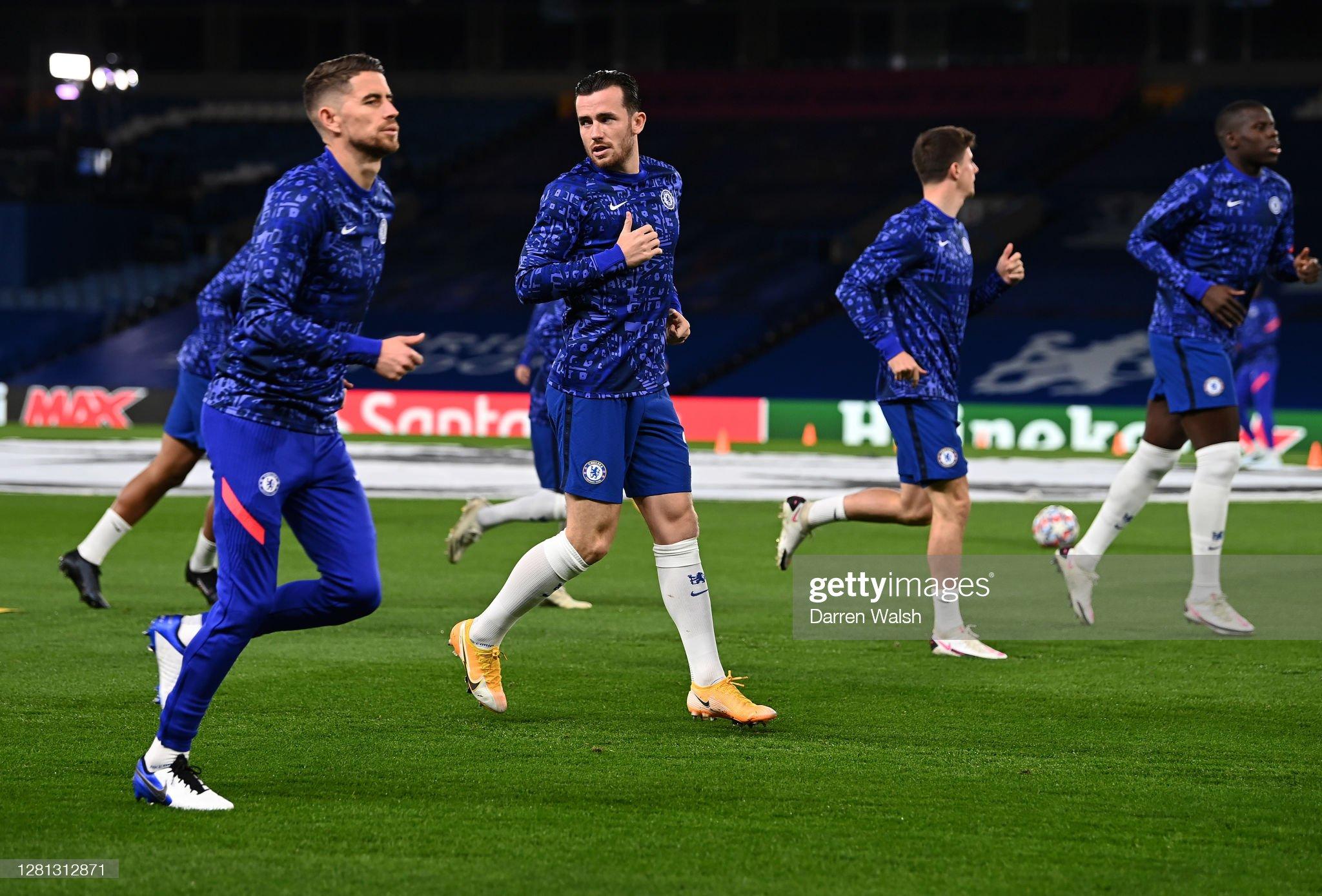 Chelsea FC v FC Sevilla: Group E - UEFA Champions League : News Photo