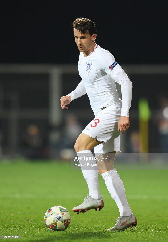 Croatia v England - UEFA Nations League A : News Photo
