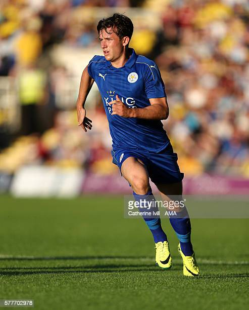 Ben Chilwell of Leicester City during the PreSeason Friendly match between Oxford United and Leicester City at Kassam Stadium on July 19 2016 in...